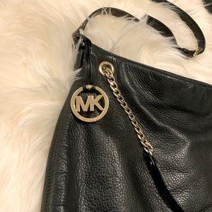 MICHAEL KORS Black Shoulder/ Crossbody Bag